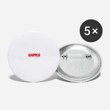 Rapper Rapper - Large Buttons