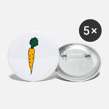 Carrot carrot - Large Buttons