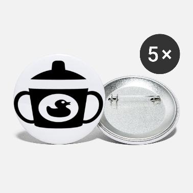 Beak beak cup - Large Buttons