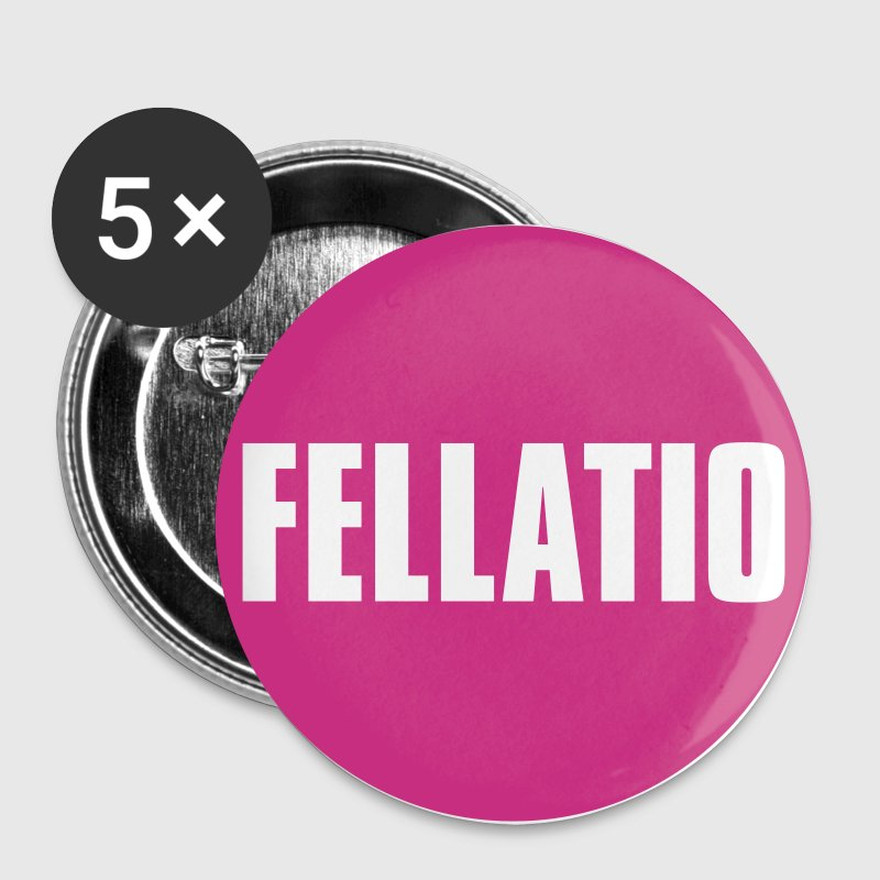 fellatio - Large Buttons