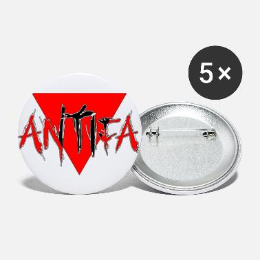 Triangle Antifa - Large Buttons