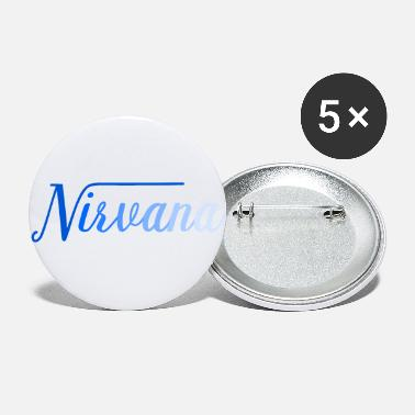 Nirvana nirvana - Large Buttons