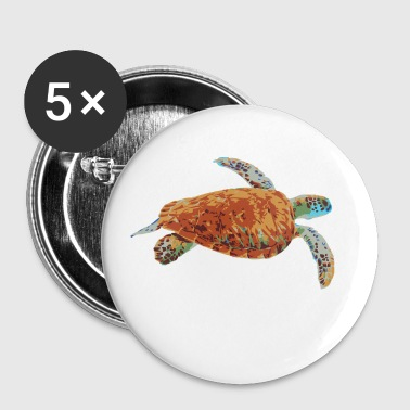 Sea Turtle - Large Buttons