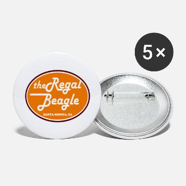 the regal beagle - Large Buttons