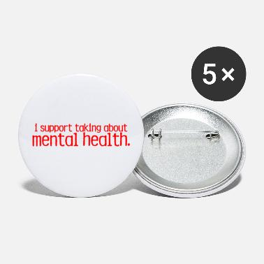 End The Stigma Merch - Large Buttons