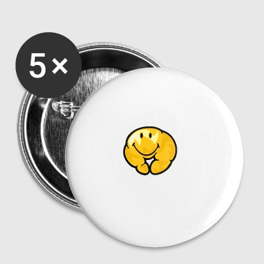SmileyWorld Croissant - Large Buttons