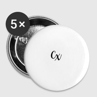 Cx - Large Buttons