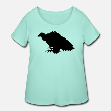 Vulture vulture - Women's Plus Size T-Shirt