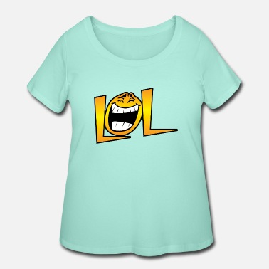Lol LOL - Women's Plus Size T-Shirt