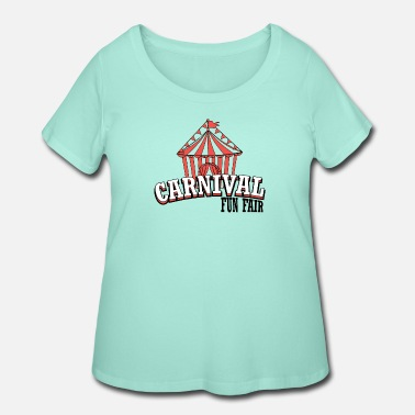Fun Fair Carnival - Fun Fair - Women's Plus Size T-Shirt