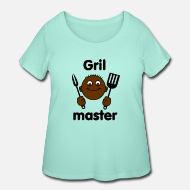Master Of Disaster Gril master 5 - Women's Plus Size T-Shirt