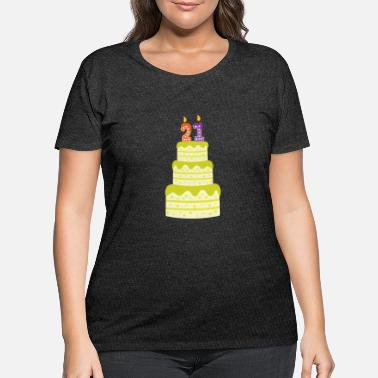 21st Birthday 21st Birthday - 21st Birthday - Women's Plus Size T-Shirt