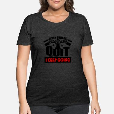 Body Body - Women's Plus Size T-Shirt