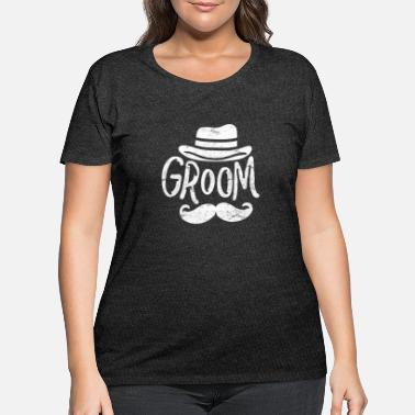 Groom Groom - Women's Plus Size T-Shirt