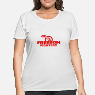 Freedom Fighters Freedom Fighters - Women's Plus Size T-Shirt