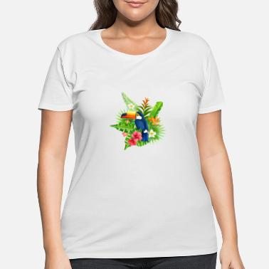 Vacation Vacation - Women's Plus Size T-Shirt