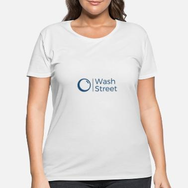 Wash wash street - Women's Plus Size T-Shirt
