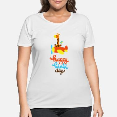 Happy Birthday Happy Birthday - Women's Plus Size T-Shirt