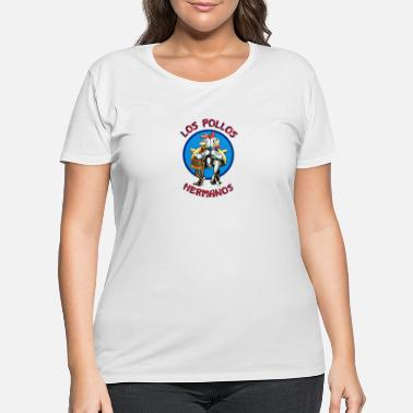 Gustavo Fring Los Pollos Hermanos - Women's Plus Size T-Shirt