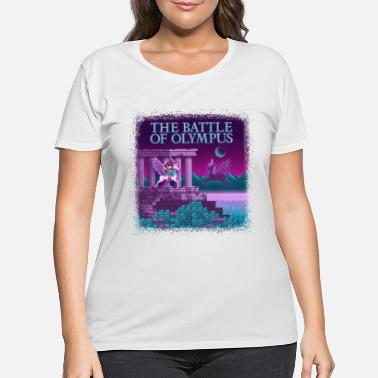 Olympus Olympus of Battle - Women's Plus Size T-Shirt