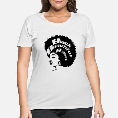 Black Beauty Black Beauty Brilliant - Women's Plus Size T-Shirt