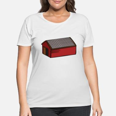 Stall Stall - Women's Plus Size T-Shirt