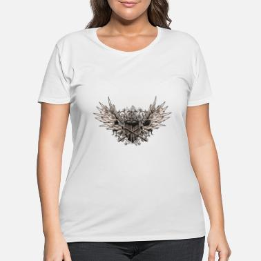 Crest Crest - Women's Plus Size T-Shirt