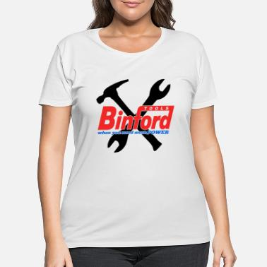 Binford Tool Time binford 2 - Women's Plus Size T-Shirt