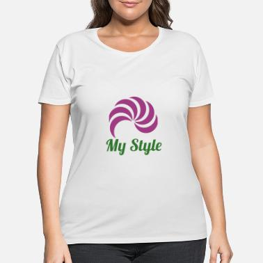 Stylish Stylish - Women's Plus Size T-Shirt