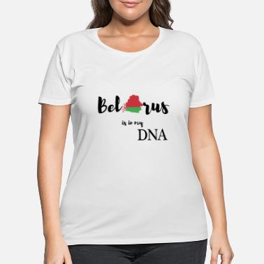 National Homeland Belarus Belarus Politics National - Women's Plus Size T-Shirt