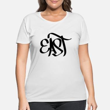 East east - Women's Plus Size T-Shirt