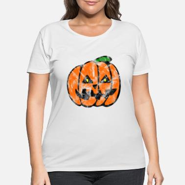 Pumpkin pumpkin - Women's Plus Size T-Shirt