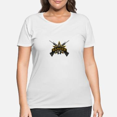 Mw2 Army Ranger MW2 - Women's Plus Size T-Shirt