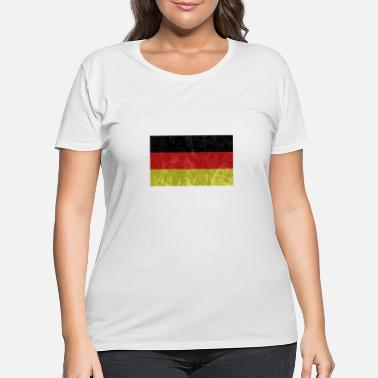 Germany Germany - Women's Plus Size T-Shirt