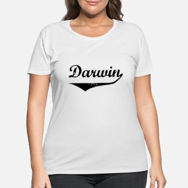 Darwin Darwin - Women's Plus Size T-Shirt