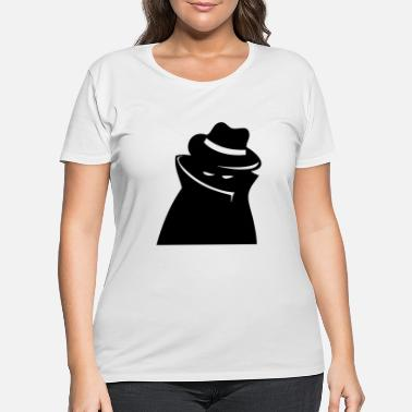 Crook crooks - Women's Plus Size T-Shirt