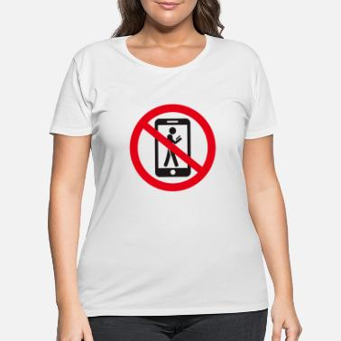 Prohibited the prohibition - Women's Plus Size T-Shirt