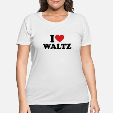 Waltz Waltz - Women's Plus Size T-Shirt