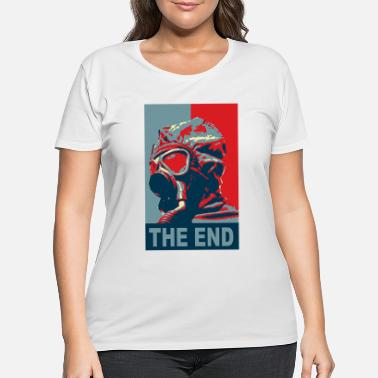 End The End - Women's Plus Size T-Shirt