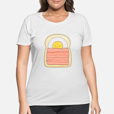 bed and breakfast - Women's Plus Size T-Shirt