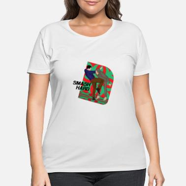 Fighter Fighter - Women's Plus Size T-Shirt
