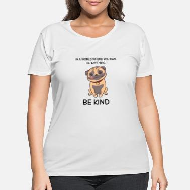 Cute Quotes Cute Dog Lover Quotes - Women's Plus Size T-Shirt