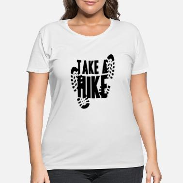 Take Take a - Women's Plus Size T-Shirt