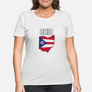 State State - Women's Plus Size T-Shirt