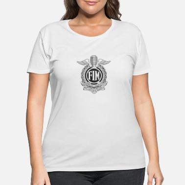 1904 FIM Founded 1904 - Women's Plus Size T-Shirt