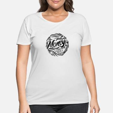 Money Money Not Everything - Women's Plus Size T-Shirt