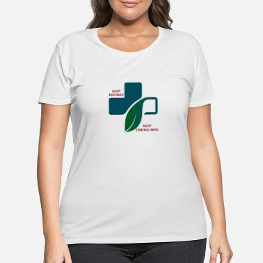 Gallop At A Gallop - Women's Plus Size T-Shirt