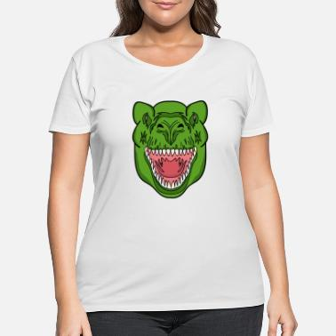 Trex Trex - Women's Plus Size T-Shirt