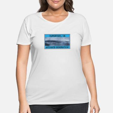 Orchard A Cupertino, CA Orchard Generation - Women's Plus Size T-Shirt