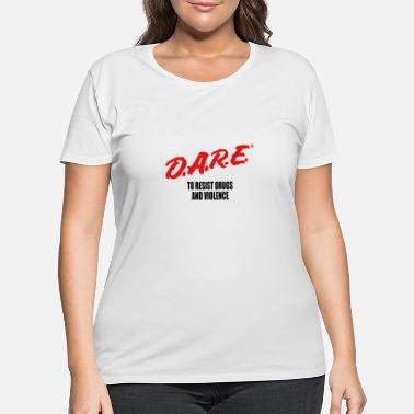 Dare DARE - Women's Plus Size T-Shirt